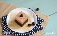 «Брауни с кремом мокка» - приготовления блюда - шаг 19