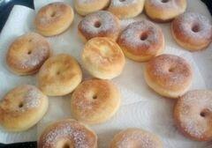 «Пончики Берлинер» - приготовления блюда - шаг 5