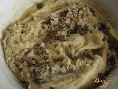 «Грушёвый кекс с шоколадом» - приготовления блюда - шаг 3
