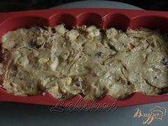 «Грушёвый кекс с шоколадом» - приготовления блюда - шаг 4