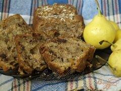 «Грушёвый кекс с шоколадом» - приготовления блюда - шаг 5