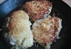 «Рыбка в шубке» - приготовления блюда - шаг 6