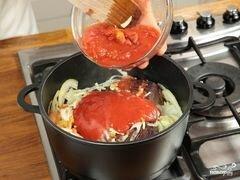 «Говядина тушеная куском» - приготовления блюда - шаг 3