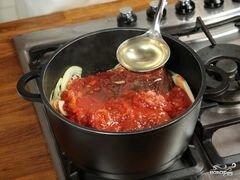 «Говядина тушеная куском» - приготовления блюда - шаг 4