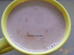 «Ванильный какао для детишек» - приготовления блюда - шаг 4