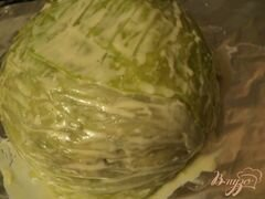 «Капуста фаршированная» - приготовления блюда - шаг 10