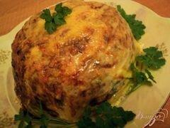 «Капуста фаршированная» - приготовления блюда - шаг 11