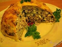 «Капуста фаршированная» - приготовления блюда - шаг 12