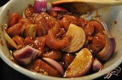 «Свиные Пулькоги» - приготовления блюда - шаг 2