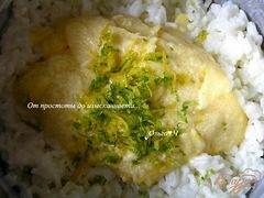 «Рисовые мини-пудинги с цедрой лимона и лайма» - приготовления блюда - шаг 2