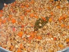 «Мясное рагу в томатном соусе» - приготовления блюда - шаг 4