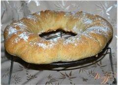 «Хлеб-бублик Ciambella» - приготовления блюда - шаг 6