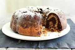 «Торт Зебра» - приготовления блюда - шаг 12