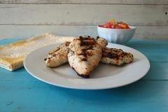 «Куриные грудки на гриле» - приготовления блюда - шаг 4