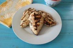 «Куриные грудки на гриле» - приготовления блюда - шаг 6