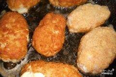 «Котлеты свиные в духовке» - приготовления блюда - шаг 6