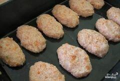 «Котлеты свиные в духовке» - приготовления блюда - шаг 7