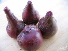 «Легкий салат со свеклой» - приготовления блюда - шаг 1