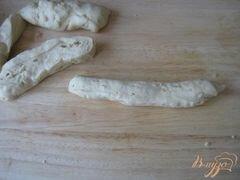 «Гриссини с пармезаном - Grissini con Parmigiano» - приготовления блюда - шаг 5