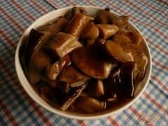 «Суп-пюре из грибов и картофеля» - приготовления блюда - шаг 3