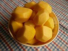 «Суп-пюре из грибов и картофеля» - приготовления блюда - шаг 4