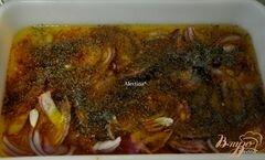 «Маринованная говядина» - приготовления блюда - шаг 1
