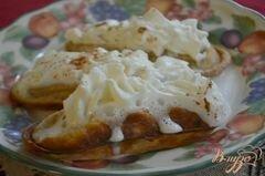 «Вафли со вкусом корицы» - приготовления блюда - шаг 4