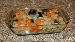«Угорь отварной в маринаде» - приготовления блюда - шаг 7