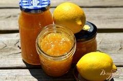«Джем лимонов Мейера с шампанским» - приготовления блюда - шаг 8