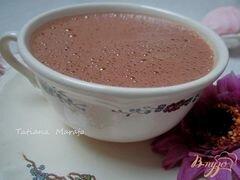 «Горячий шоколад с зефиром» - приготовления блюда - шаг 4
