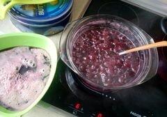 «Черешневое варенье» - приготовления блюда - шаг 6