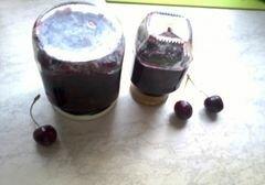 «Черешневое варенье» - приготовления блюда - шаг 9