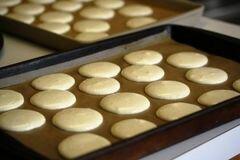 «Лимонные макароны с кремом» - приготовления блюда - шаг 12