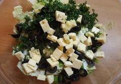 """«Салат """"Черная жемчужина""""» - приготовления блюда - шаг 5"""