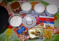 """«Пирог """"Улыбка""""» - приготовления блюда - шаг 1"""