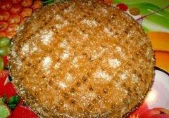 """«Пирог """"Улыбка""""» - приготовления блюда - шаг 10"""