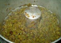 «Натуральный виноградный сок из соковарки» - приготовления блюда - шаг 5