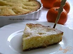 «Пирог с мандаринами» - приготовления блюда - шаг 6