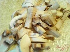 «Картофельные ватрушки с грибами» - приготовления блюда - шаг 5