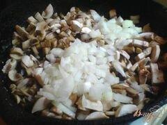 «Картофельные ватрушки с грибами» - приготовления блюда - шаг 6