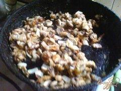 «Картофельные ватрушки с грибами» - приготовления блюда - шаг 7