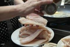 «Жареная тилапия» - приготовления блюда - шаг 2