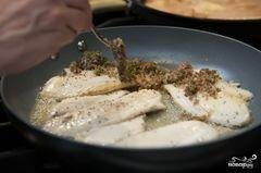 «Жареная тилапия» - приготовления блюда - шаг 3
