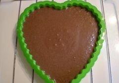 «Шоколадный пирог на кипятке» - приготовления блюда - шаг 4
