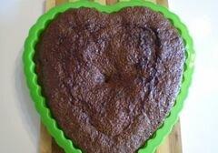 «Шоколадный пирог на кипятке» - приготовления блюда - шаг 5