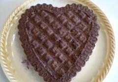 «Шоколадный пирог на кипятке» - приготовления блюда - шаг 6