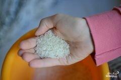«Рис для суши» - приготовления блюда - шаг 1