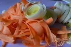 «Запеканка из картофеля со сливками» - приготовления блюда - шаг 2