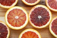 «Гранита из красного апельсина» - приготовления блюда - шаг 1