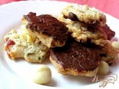 «Флорентийское печенье с макадамией» - приготовления блюда - шаг 10